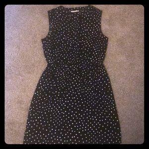BNWT polka dot LOFT dress! SUPER cute! Never worn